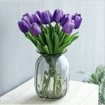 Purple 2 Tulips